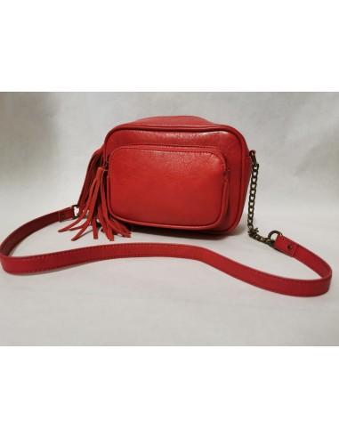 Bolso Mujer Rojo Pepe Jeans